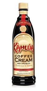 kahlua cream bottle