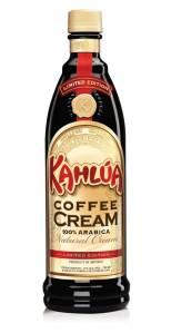 kahlua cream bottle