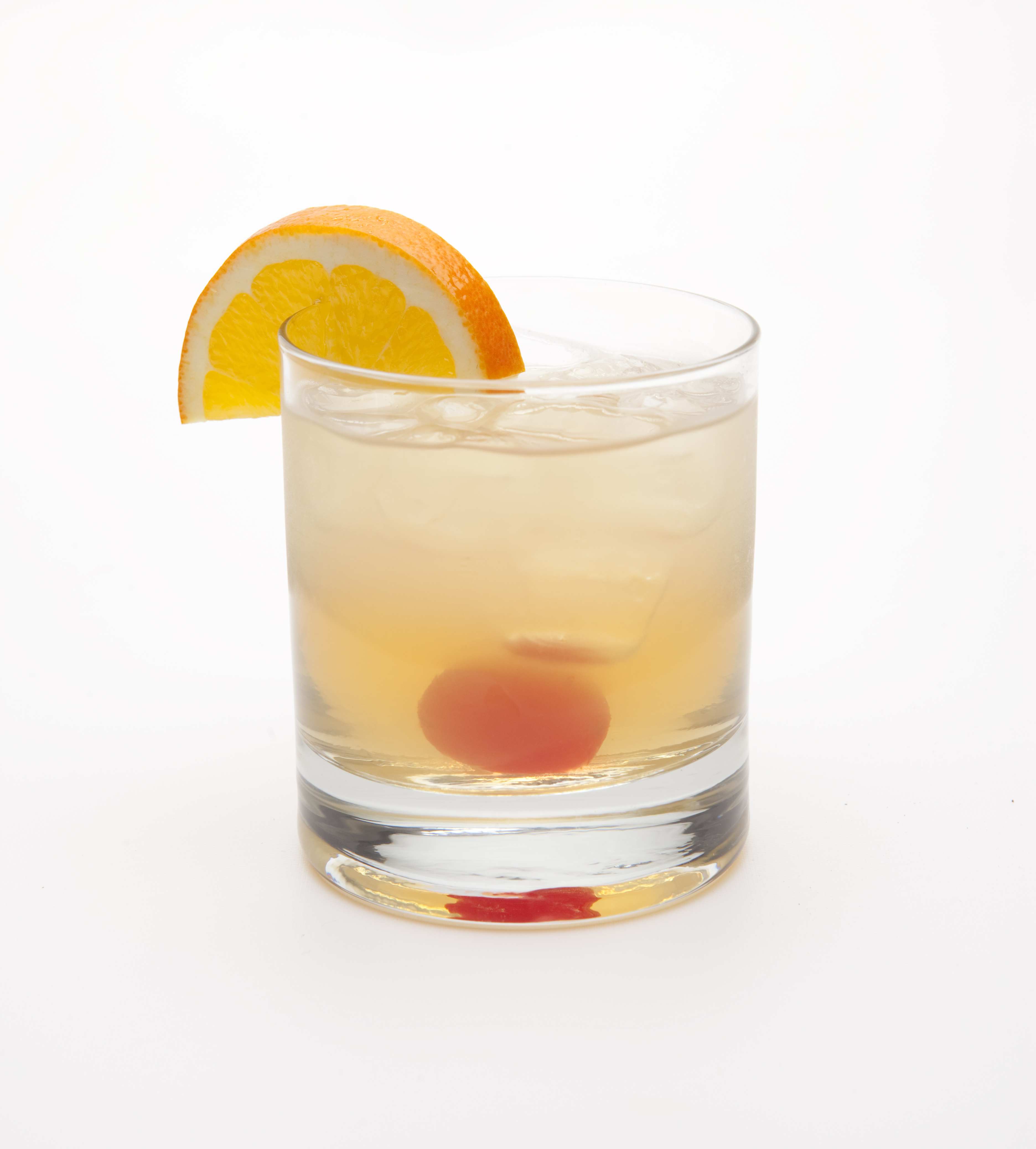 Friday's Feature Cocktail: Apricot Sour