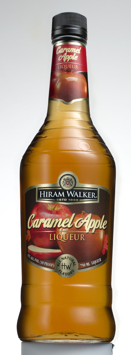 For this lucky devil on this cursed weekend, the solution was to break out the Hiram Walker Caramel Apple and Pumpkin Spice liqueurs that had been sent to the house by a publicist who guaranteed that these proofers would uplift my fall.