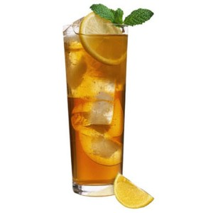 Refreshing Peach Tea-perfect for a summer picnic