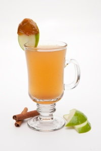 Hiram Walker Hot Cinn Apple Toddy
