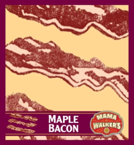 Mama Walker's Maple Bacon Liqueur brings the smoky and maple flavors bacon enthusiasts crave!